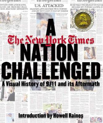 Image for NATION CHALLENGED, A THE NEW YORK TIMES