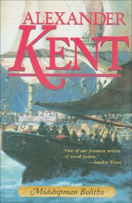 Image for Midshipman Bolitho (Richard Bolitho Novels/Alexander Kent, No 1)