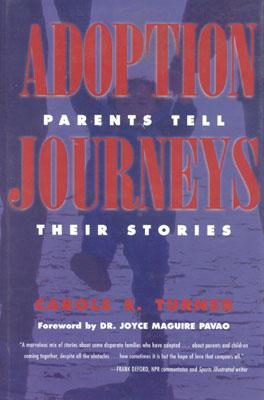 Image for Adoption Journeys: Parents Tell Their Stories