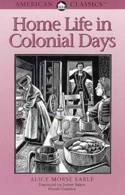 Image for Home Life in Colonial Days