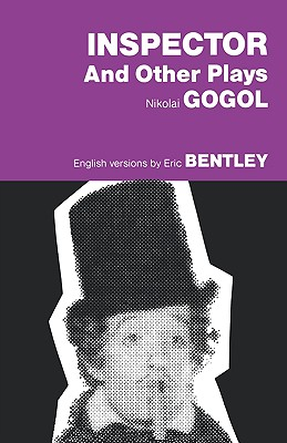 Inspector and Other Plays, Gogol, Nicolai