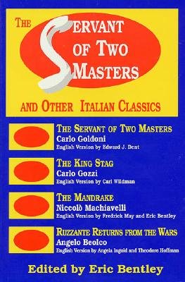 Image for The Servant of Two Masters: And Other Italian Classics (Applause Books)