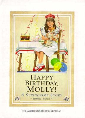 Image for Happy Birthday, Molly: A Springtime Story (American Girls Collection)