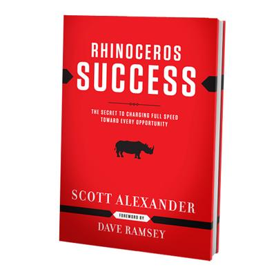 Image for RHINOCEROS SUCCESS