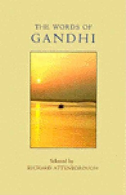 Image for The Words of Gandhi (Newmarket words of... series)