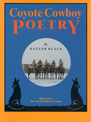 COYOTE COWBOY POETRY, BLACK, BAXTER