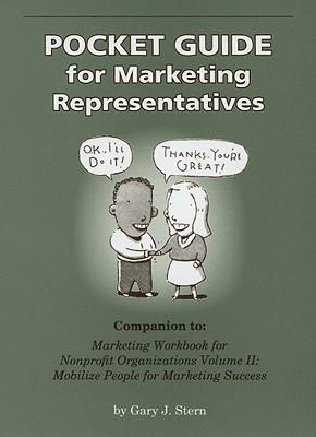 Pocket Guide for Marketing Representatives, Stern, Gary J.