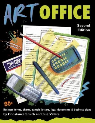 Image for Art Office, Second Edition: 80+ business forms, charts, sample letters, legal documents & business plans (Art Office: 80+ Business Forms, Charts, Sample Letters, Legal)