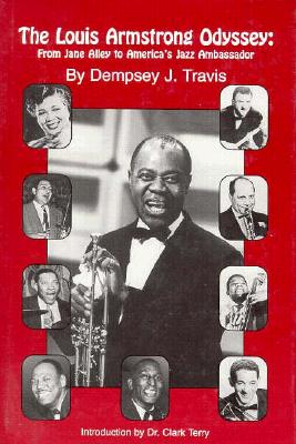 Image for Louis Armstrong Odyssey: From Jane Alley to America's Jazz Ambassador