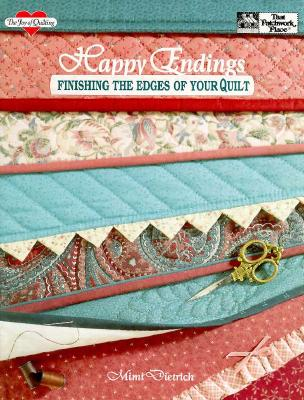 Image for HAPPY ENDINGS - FINISHING THE EDGES OF YOUR QUILT