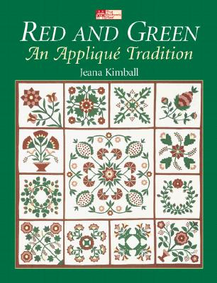 Image for Red & Green: An Applique Tradition