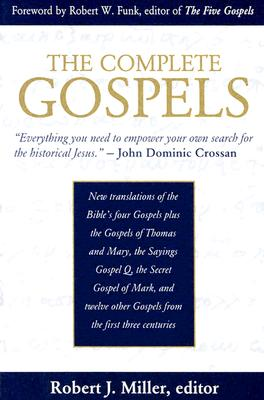 Image for Complete Gospels : Annotated Scholars Version