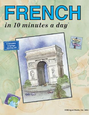 Image for French in 10 Minutes a Day
