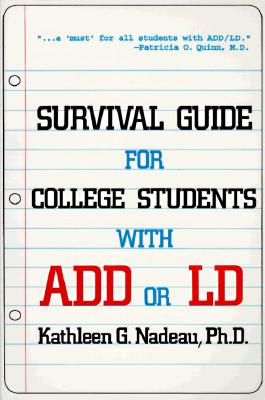 Image for Survival guide for college students with ADD or LD
