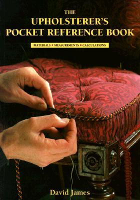 Image for The Upholsterer's Pocket Reference Book