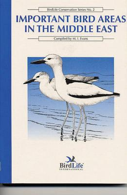 Image for Important Bird Areas in the Middle East (Birdlife Conservation Series, No. 2)