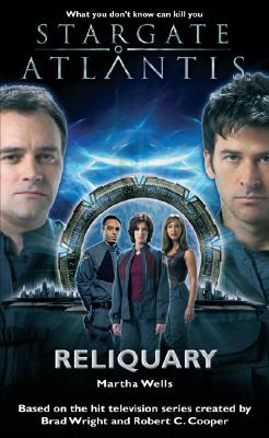 Image for Reliquary (Stargate Atlantis #2)