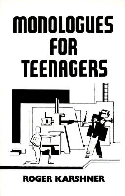 Image for Monologues for Teenagers