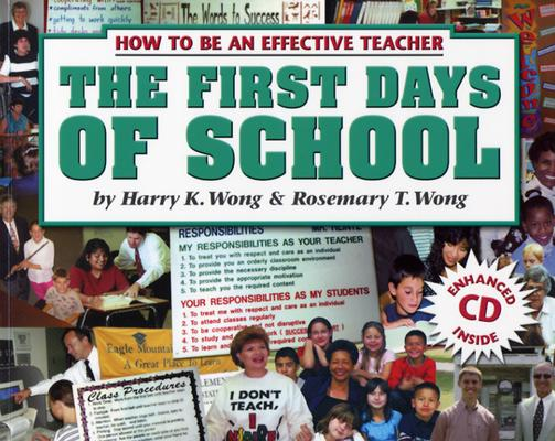Image for First Days Of School : How To Be An Effective Teacher
