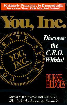 Image for You, Inc. - Discover the C. E. O. Within!