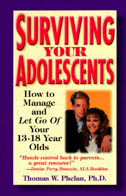 Image for Surviving Your Adolescents