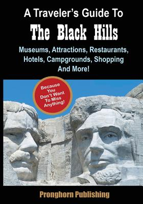 Image for A Traveler's Guide To The Black Hills