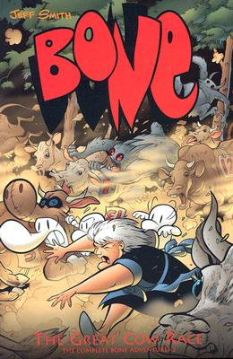 Bone, Vol. 2: The Great Cow Race, Smith, Jeff