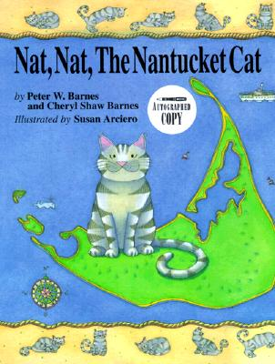 Image for Nat, Nat, the Nantucket Cat - Signed