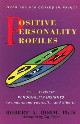 Image for Positive Personality Profiles: Discover Personality Insights to Understand Yourself and Others