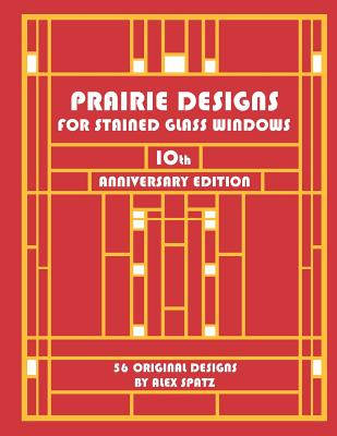 Image for Prairie Designs for Stained Glass Windows