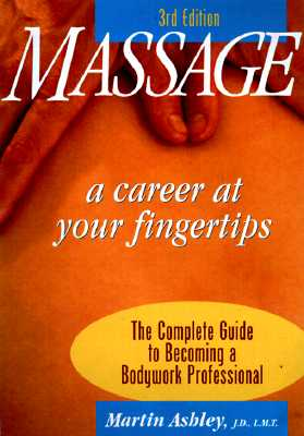 Image for MASSAGE : A CAREER AT YOUR FINGERTIPS