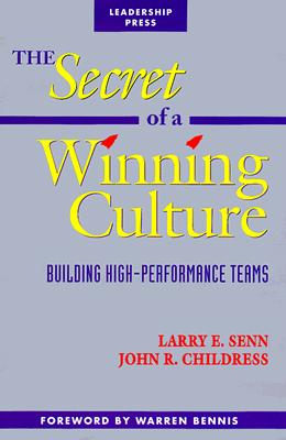 Image for The Secret of a Winning Culture