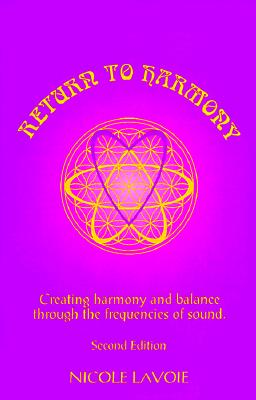 Image for Return to Harmony - Creating Harmony and Balance Through the Frequencies of Sound
