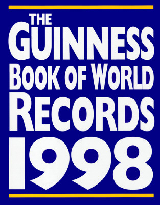 Image for The Guinness Book of World Records 1998 (Serial)