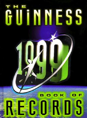Image for GUINNESS BOOK OF RECORDS 1999