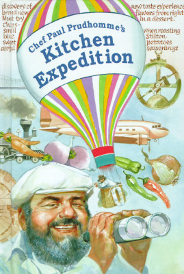 Image for Chef Paul Prudhomme's Kitchen Expedition