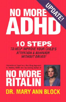Image for No More ADHD