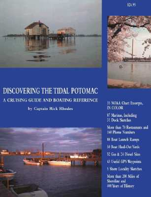 Image for Discovering the Tidal Potomac -- A Cruising Guide and Boating Reference