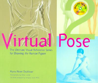 Image for Virtual Pose 2: The Ultimate Visual Reference Series for Drawing the Human Figure (Book & CD-Rom)