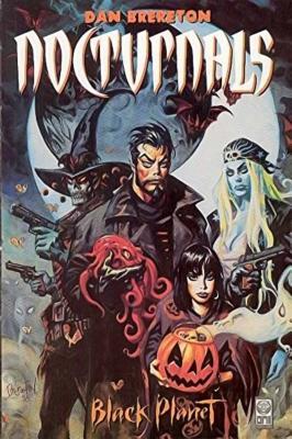 Image for Nocturnals Volume 1: Black Planet (v. 1)