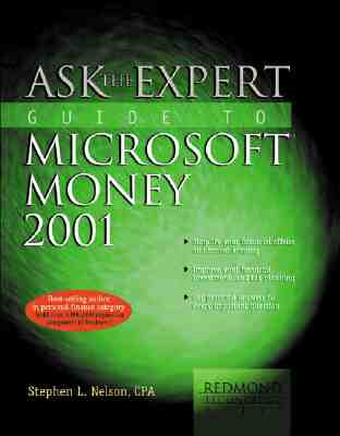 Image for Ask the Expert Guide to Microsoft Money 2001