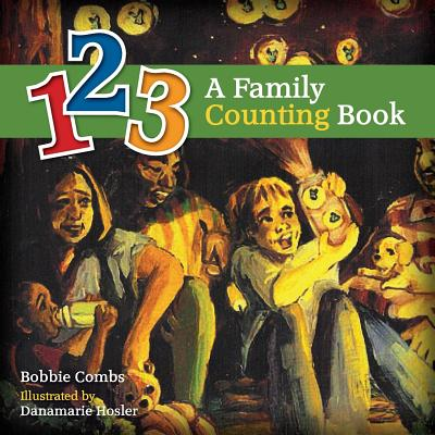 Image for 123 A Family Counting Book