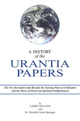 Image for A History of the Urantia Papers