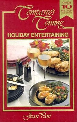 Holiday Entertaining (Company's Coming), Pare, Jean