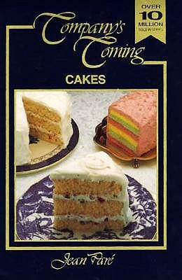 Image for Cakes (Company's Coming)