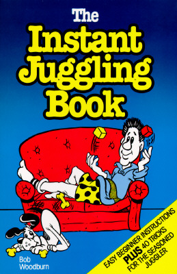 Image for INSTANT JUGGLING BOOK