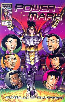 Image for Family Matter (Powermark Comics Issue 8)