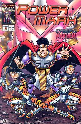 Image for Cyborg Mayhem (Powermark Comics)