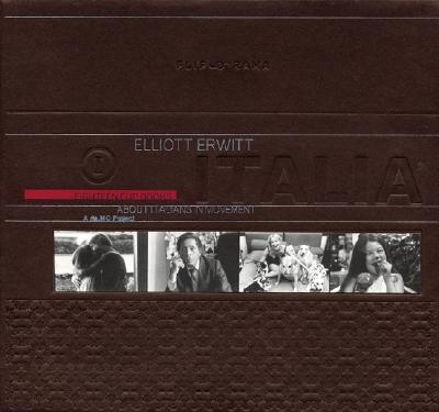 Eighteen Flip Books About Italians in Movement: A de.Mo Project, Erwitt, Elliott
