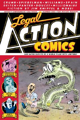 Image for Legal Action Comics